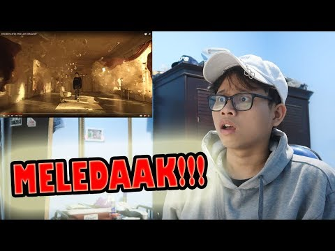 BTS 'FAKE LOVE' MV REACTION  BIKIN PUSING TEORINYA!!!!