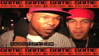 Compton Menace responds to The Game and BWS haters @ The Brake Lights MixTape Release Party