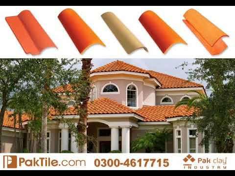 Khaprail Tiles Design in Pakistan Roof Tiles