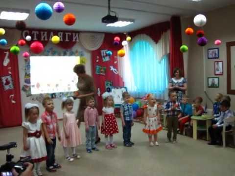 Детские стихи на выпускной в садик