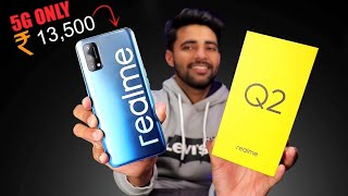 Realme Q2 5G with Dimensity 800U - Full Test !!