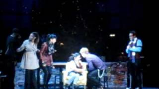 Aaron Tveit- Your Eyes & Finale (Rent Hollywood Bowl)