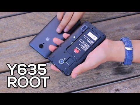 Root HUAWEI Y635 Fácil y sencillo