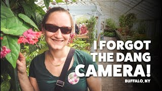 Exploring Buffalo NY thru Wings, Flowers, and Stouts