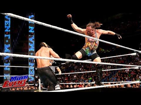 Rob Van Dam vs. Seth Rollins: WWE Main Event, Aug. 26, 2014