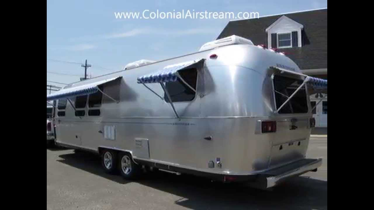 2014 Airstream Classic Limited 30w Travel Trailer For