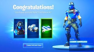 NEW FREE PS4 Skin Bundle in Fortnite ! - Get it Without PS PLUS!