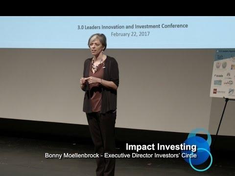 Bonny Moellenbrock - Deploying Capital more Effectively in Impact.