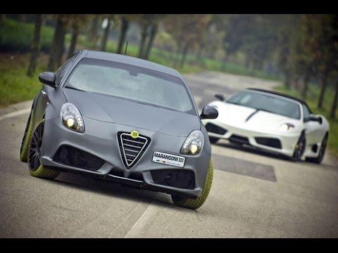 2011 Alfa Romeo Giulietta G430 IMove Marangoni