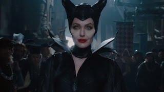 Disney's 'Maleficent' (2014): Disney Villains Trailer Mash-Up