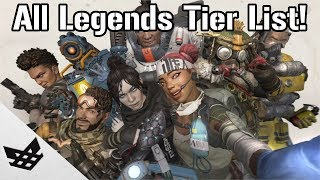 Legends Character Tier List Ranking – Icalliance