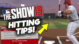 Best Hitting Tips MLB The Show 19 (Tutorial & Tips)