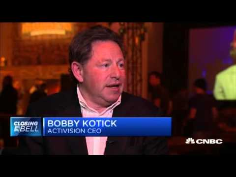 Activision Investor Day: Bobby Kotick on Activision Blizzard Studios