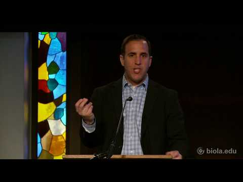 Paul Gould: Responding to the Disenchantment of the World - Talbot Chapel