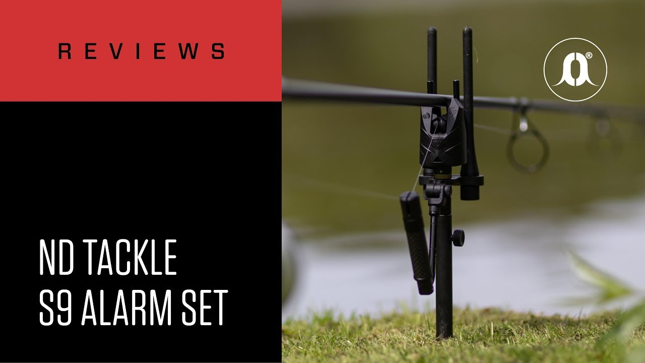 New Direction Tackle Extended Snag Bars for S9 bite Alarm
