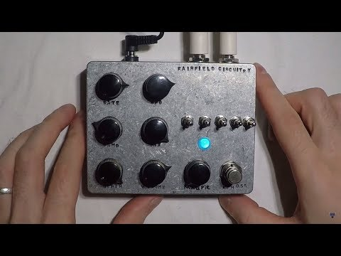 Fairfield Circuitry - Shallow Water | Circuit Bending Guitar Pedals