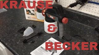 Krause & Becker 175 PSI Electric Sprayer!! Great For Rinseless Washes!!