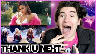 Ariana Grande - thank u, next [VIDEO REACCION] 😱