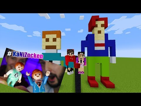 NINAS EMMA VOGEL Vs KAANS JULIAN VOGEL! Welche Playmobil-Figur Ist Besser? Minecraft Build Battle