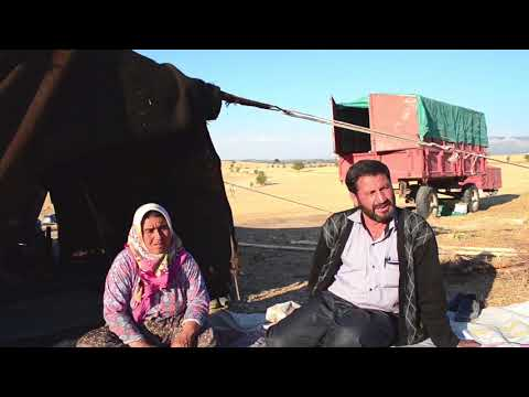 Nomadic turkmens in turkey: The Nomads of the Taurus Mountains