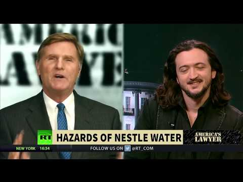 Were You Drinking Micro-Plastics From Your Water? | America's Lawyer on RT America |
