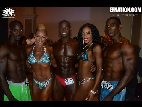 TEAM ELITE - 2015 Bahamas Bodydybuiding Championships