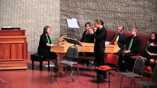Tufts University and Brandeis University Early Music Ensembles; Canon Terza