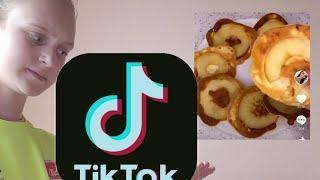 Рубрика:*Рецепты из Tik Tok с Алинкой.*Я была в шоке.*