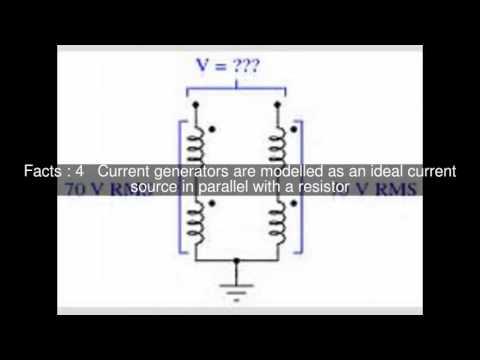 Generator (circuit theory) Top  #7 Facts
