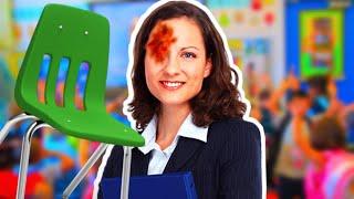 i Threw a Chair at my Teacher...