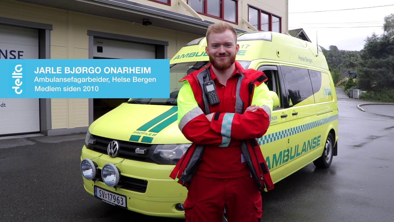 Ambulanse Lønn