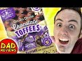 BEST TOFFEE BRAND | Walkers Double Dipped Chocolate Toffee Taste Test & Review