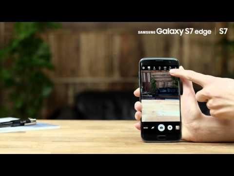 Samsung Galaxy S7 | How to use the camera: professional tips