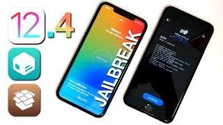 JAILBREAK iOS 12.4 NOW! Unc0ver & Chimera 12.4 JAILBREAK SUPPORT!