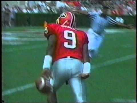 1997 Georgia vs. Arkansas State Football