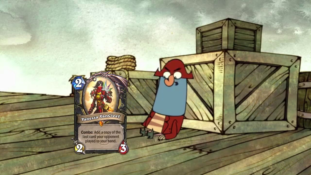 The New Hearthstone Cards