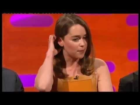 Emilia Clarke interview 2015
