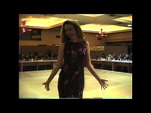 El Paso Public Library Fashion Show 2002