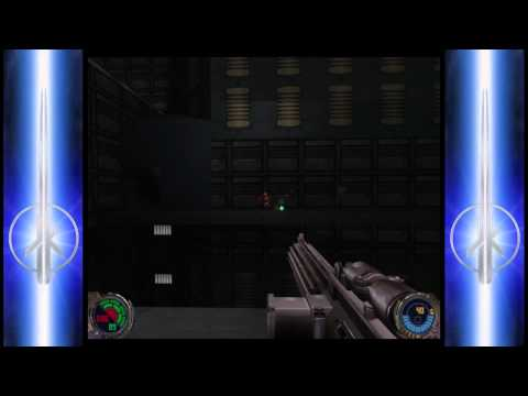 Let's Race Through Jedi Outcast pt. 11 - The Beginning of the End (of this Level) |