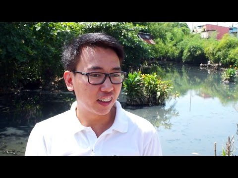 Tobit Cruz on a Youth NGO Committed to Environmental Improvement: Changing Asia