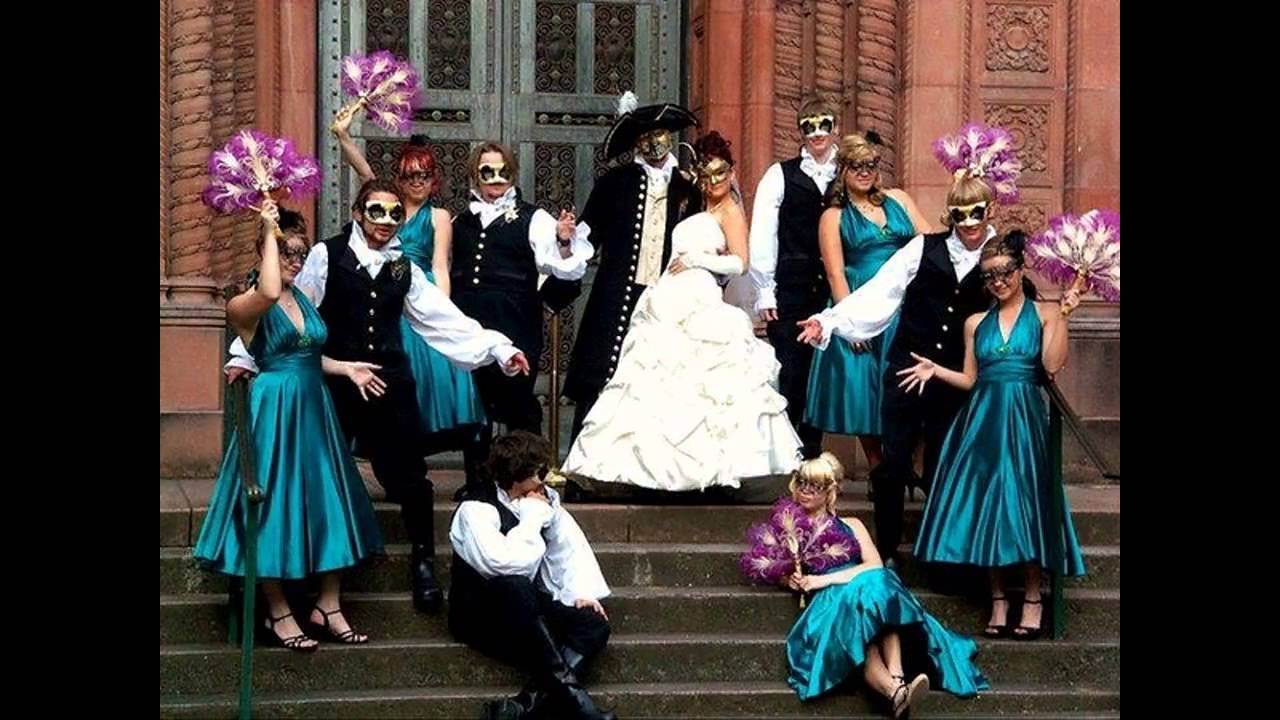 Unusual Wedding Theme Ideas