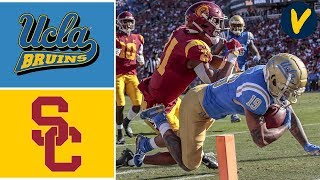 UCLA vs #23 USC Highlights | Week 13 | College Football 2019