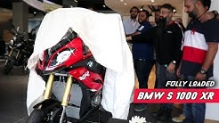 BMW S1000XR Delivery!!