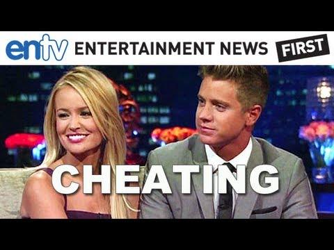 Bachelorette Emily Maynard Caught Cheating On Jef Holm: ENTV