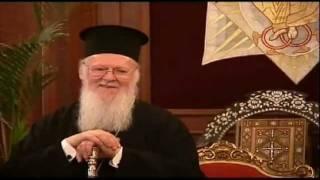 Ο Κυριάκος Μπαμπασίδης στο Πατριαρχείο
