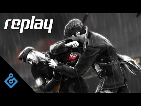 Replay - The Saboteur
