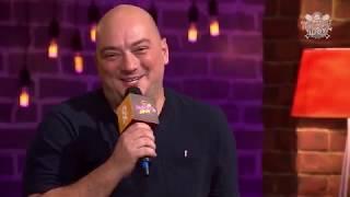 Резидент Comedy Club Роман Юнусов - про двух друзей в больнице