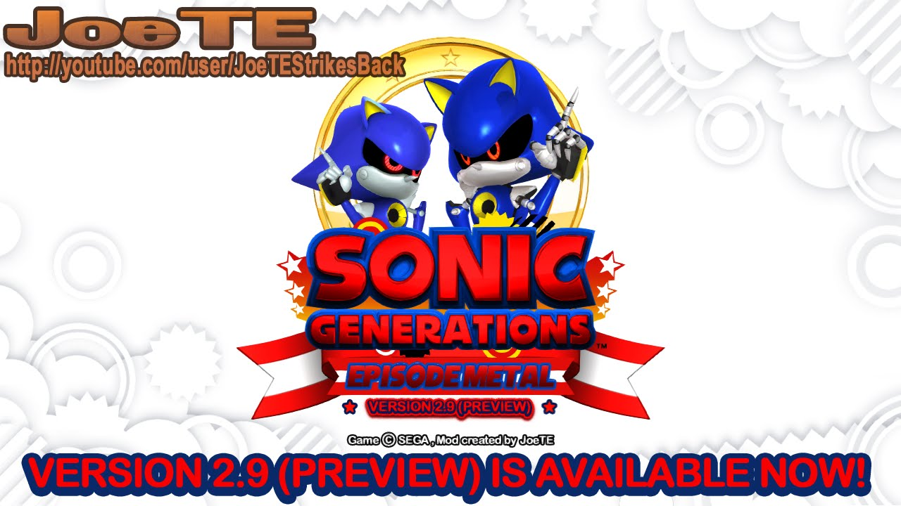 how to download sonic generations
