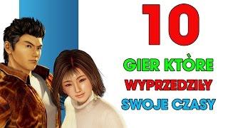 10 Gier które wyprzedziły swoje czasy - Funfacts #26 (english subtitles)