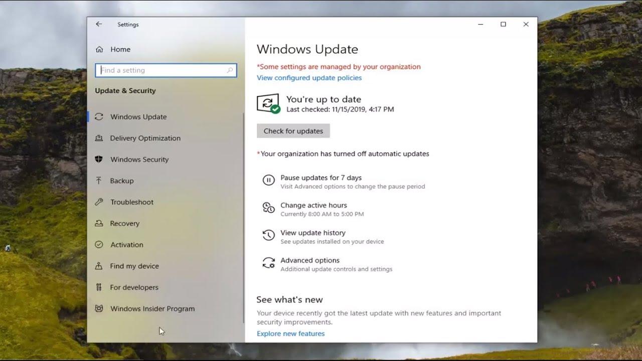 Cách Bật / Tắt Mã Hóa Thiết Bị Trong Cài Đặt Windows 10 - AN PHÁT